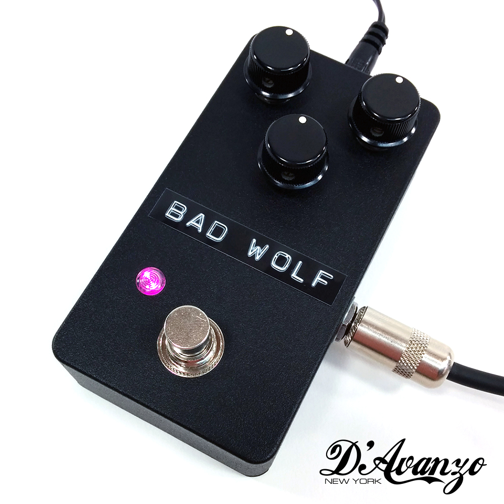 Diy Pedals Not From Kits Page 28 The Gear Re Vero Wah Circuit Then Theres My Latest Ive Modded More Of These Things Than I Can Remember Over Years Im A Addict This One However Was Stripped Down To