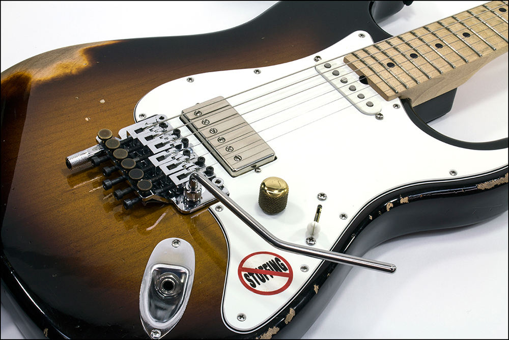 Cool Stickers For Guitars